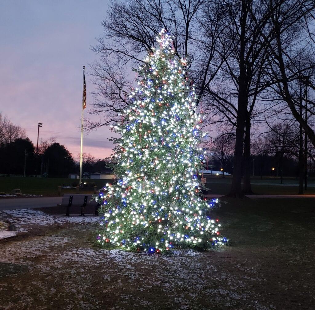 veterans tree
